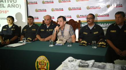 Policía Nacional brindó detalles sobre captura de 'Los Capos de la Construcción'