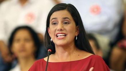 Verónika Mendoza cuestionó la intervención policial a la UNMSM