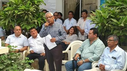 Anselmo Lozano se despidió de la Municipalidad de La Victoria