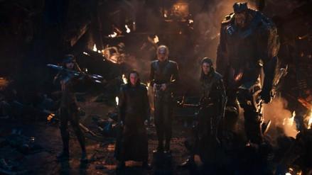 La Orden Oscura: Conoce a los villanos que acompañarán a Thanos en