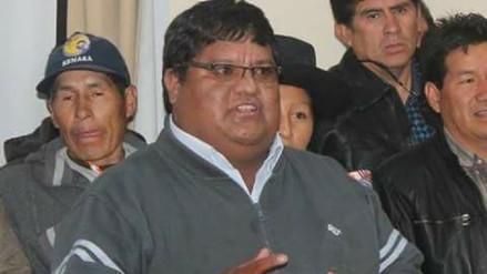 Capturan e investigan a alcalde de Churcampa por desbalance patrimonial