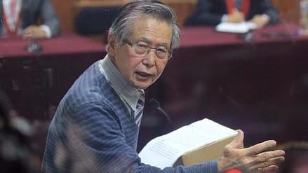 """Alberto Fujimori: existe una """"división momentánea"""" entre Keiko y Kenji"""