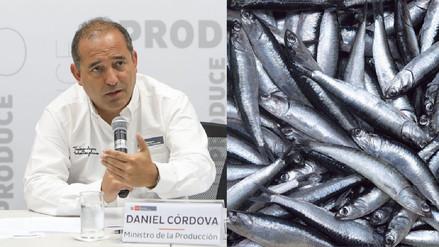 Produce: Cuota de primera temporada de pesca en zona norte centro bordea los 3.3 millones de toneladas