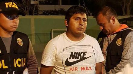 Policías fueron detenidos durante megaoperativo en Piura