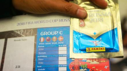 Panini sobre demanda de álbum FIFA en Perú: