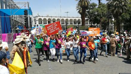Más de 150 mil personas participaron en la marcha por la vida y la familia