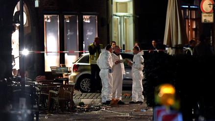 Todo lo que se sabe sobre el ataque que dejó tres muertos en Münster