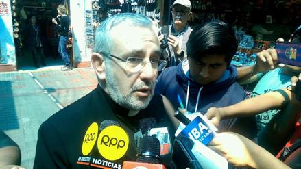 Arzobispo de Arequipa pide a candidatos regionales 'tener vocación de servicio'