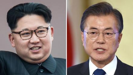 Las dos Coreas se reúnen hoy para instalar la línea telefónica entre Kim y Moon