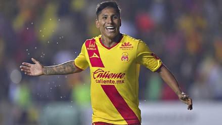 Raúl Ruidíaz marcó un hat-trick en victoria del Morelia ante León de visita