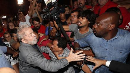 En vivo | Lula da Silva llegó a Curitiba para cumplir su condena
