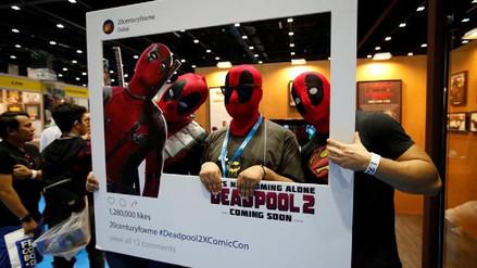 Así se vivió la Comic Con Dubái, el principal festival de la cultura pop de Oriente Medio