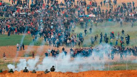 Aumentó a 10 la cifra de muertos tras enfrentamientos en Gaza
