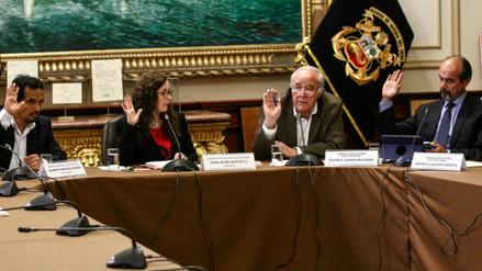 La comisión Lava Jato solicitó por segunda vez ampliación de facultades para continuar investigación