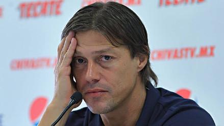 Matías Almeyda fue criticado por poner a su yerno como titular