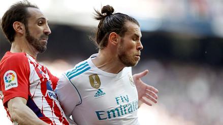 Real Madrid igualó con el Atlético y comenzaron a despedirse de la Liga Santander