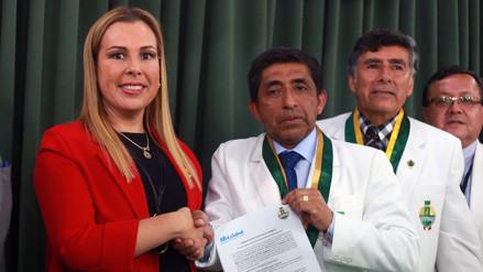 """Molinelli tras suspensión de huelga nacional de médicos: """"Tenemos que recuperar la confianza de nuestros asegurados"""""""