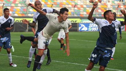 Universitario sumó un partido más sin ganar en casa al igualar 2-2 con San Martín