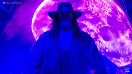 Undertaker respondió el llamado de John Cena y pelearon en WrestleMania