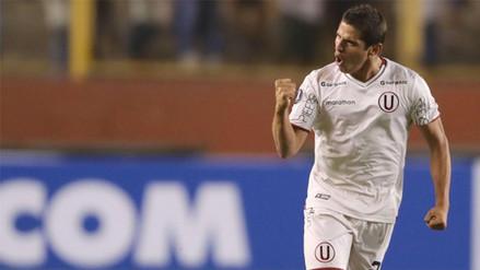 Video | Aldo Corzo anotó el primer tanto del Universitario contra la San Martín