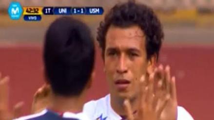 Video | Gary Correa convirtió el empate para San Martín, pero no lo celebró