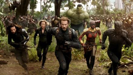 """""""Avengers Infinity War"""": Aún quedan entradas para las funciones de estreno"""
