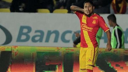 Raúl Ruidíaz integra el once ideal de la fecha 14 del Clausura de México