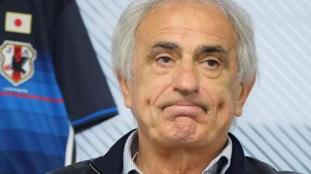 Japón destituyó a su entrenador a dos meses del inicio del Mundial de Rusia
