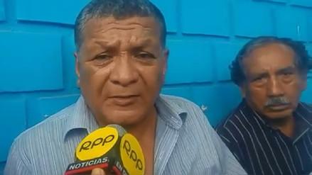 Productores de arroz protestan pidiendo restituir volumen de agua circulante
