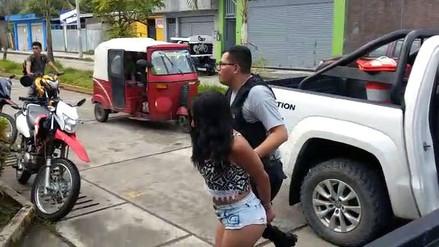 Hombre buscado por trata de personas se hacía pasar como mujer para evitar su captura
