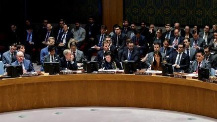 Estados Unidos solicitó votar hoy en la ONU su resolución sobre armas químicas en Siria