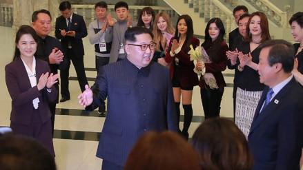 Kim Jong-un está dispuesto a hablar de desnuclearización con Donald Trump