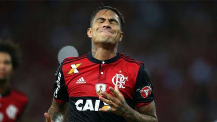 Paolo Guerrero y la cifra que pide para renovar su contrato con el Flamengo