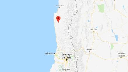 Un sismo de magnitud 6.2 sacudió siete regiones de Chile este martes