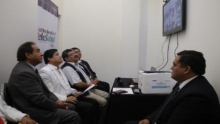 Implementan servicio de Telesalud en hospital Regional de Lambayeque