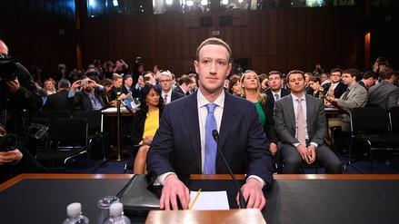 En Vivo | Mark Zuckerberg testifica ante el Congreso de EE.UU. por filtración de datos de Facebook