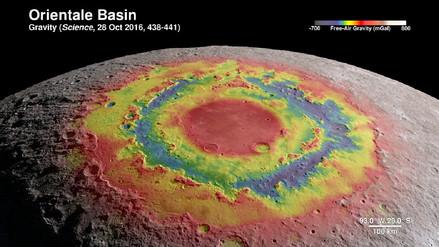 La NASA te invita a realizar un tour por la Luna en 4K