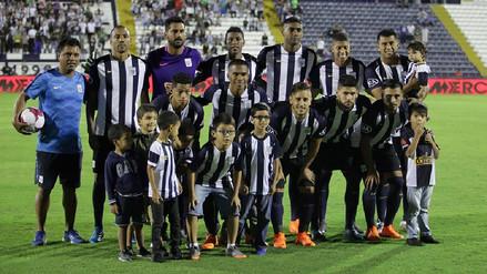 Mira el once inicial confirmado de Alianza Lima para el partido ante la 'U'