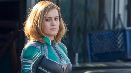 """""""Capitán Marvel"""": Brie Larson confirma el fin del rodaje de la cinta"""