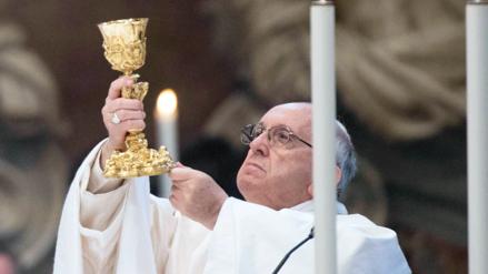 """El Papa reconoció """"graves equivocaciones"""