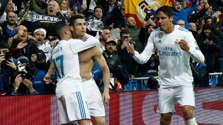 Real Madrid consiguió un récord imponente en la Champions League