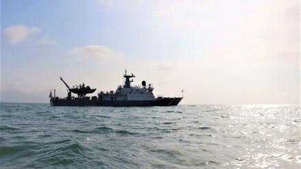 Ocho pescadores desaparecieron tras choque entre dos embarcaciones en Chimbote