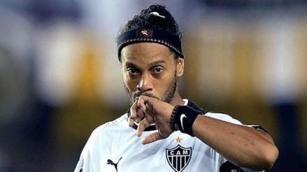 Ronaldinho confirmó que llegará al Perú para jugar por Alianza Lima y Sport Boys