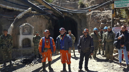 Ocho muertos y 12 heridos deja explosión en una mina de Bolivia