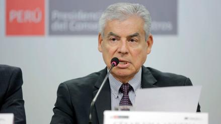 Villanueva: Vizcarra se reunió con un inversor que llegó acompañado de Óscar Medelius