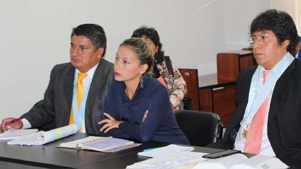 Fiscalía pide 3 años de prisión para Arlette Contreras por presunto delito de falsedad genérica