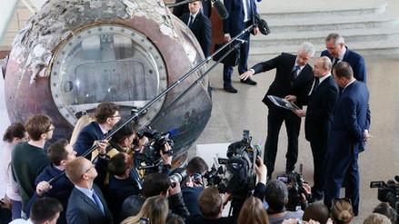 Putin aseguró que Rusia no renuncia a sus planes de llegar a la Luna