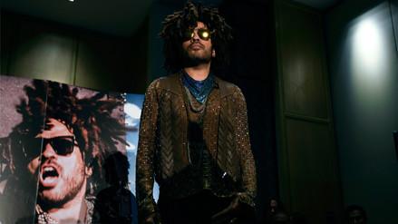 Lenny Kravitz asegura que el rock no está muerto