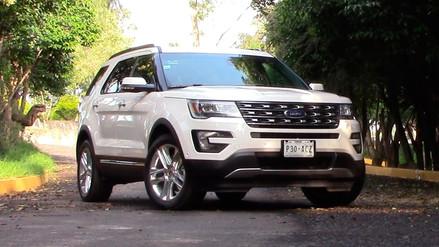 Indecopi: Revisarán 70 vehículos Ford Explorer por una posible falla en los asientos