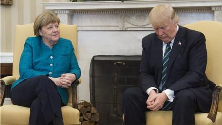 Merkel adelantó que Alemania no participará en un eventual ataque a Siria